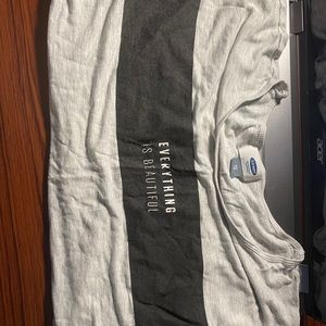 "Old Navy ""Everything is Beautiful"" shirt"